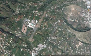 Emplazamiento del  aeropuerto de Buenavista. estado actual