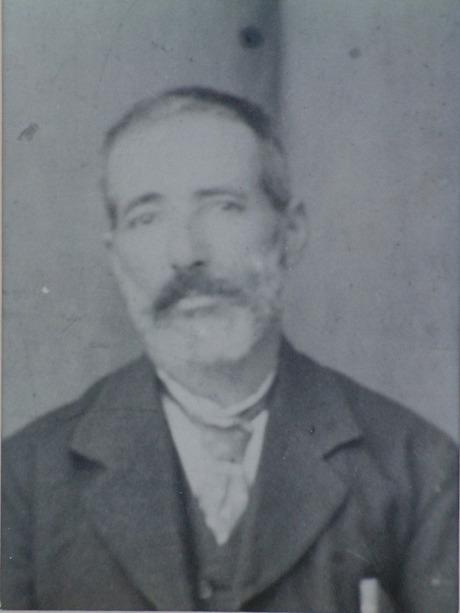 """Antonio José Lirio Toledo, conocido como """"el cojo de las Lirias"""""""