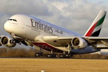 Emirates es una de las compañías afectadas por la prohibición de EE.UU.