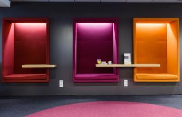 El diseño finlandés tiene su espacio en el aeropuerto de Helsinki-Vantaa