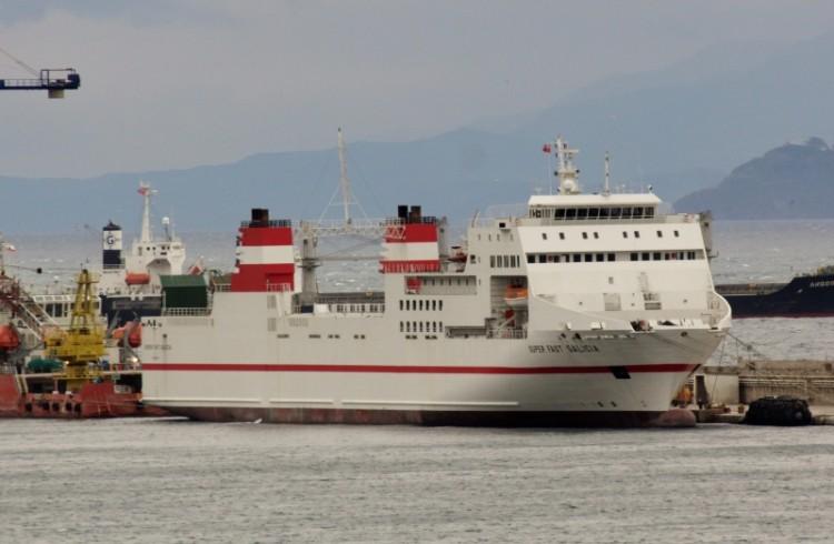"""El buque """"Super-Fast Galicia"""" reforzará la presencia de Trasmediterránea en Baleares"""