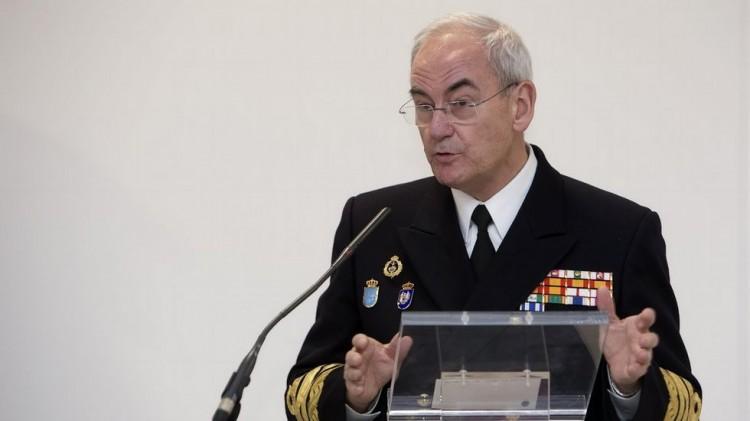 El almirante Teodoro López Calderón, nuevo AJEMA