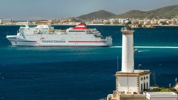 "El buque ""Juan J. Sister"" cubre la línea Valencia-Ibiza"
