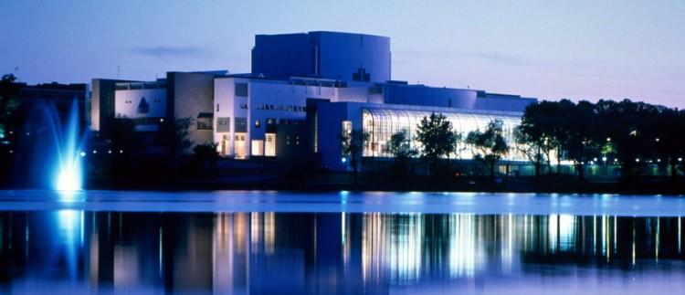 Sede de la Ópera Nacional de Finlandia