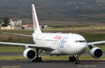Avión Airbus A-330 serie -200 de Air Europa