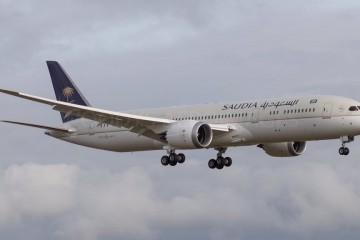 Saudia ya tiene cuatro aviones B-787-900 y recibirá otros cuatro