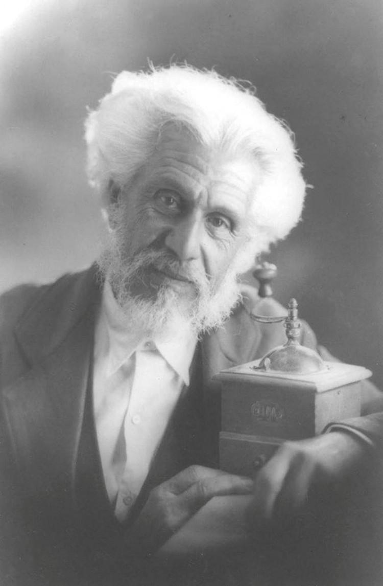 Miguel Brito Rodríguez. Autorretrato