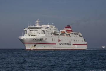 """El ferry """"Juan J. Sister"""" cubrirá la línea Barcelona-Mahón"""