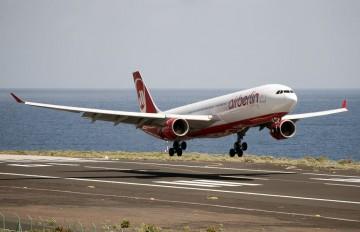 AirBerlin atraviesa por malos momentos y registra pérdidas millonarias