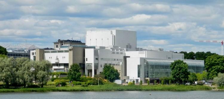 Sede de la Opera Nacional de Finlandia
