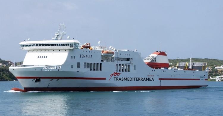 """El torneo se disputará a bordo del ferry """"Tenacia"""" en navegación"""