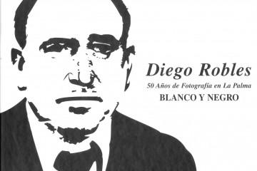 Diego Robles, coprotagonista de la historia de la fotografía en La Palma
