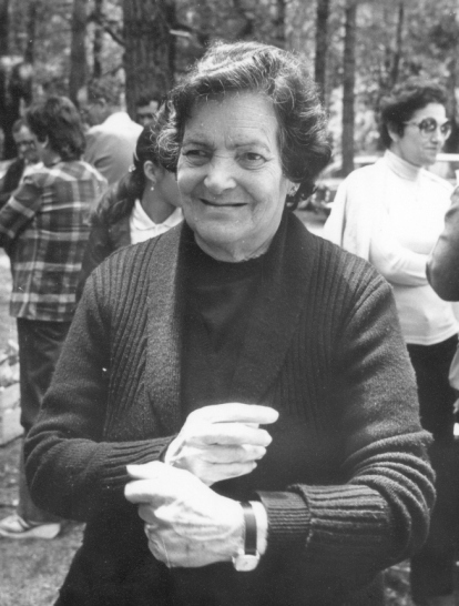 """María de los Remedios """"Maruca"""" Hernández de Paz (1908-1988)"""