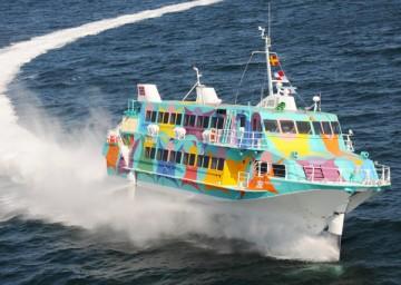 Kawasaki volverá a producir el jet-foil