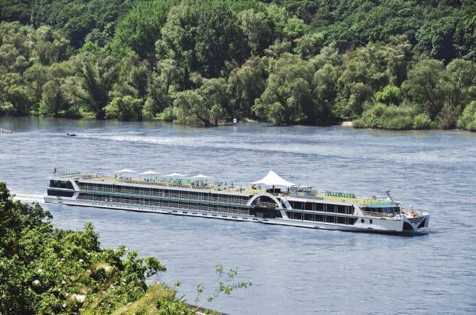 Este será el primer buque fluvial de Fred. Olsen River Cruises