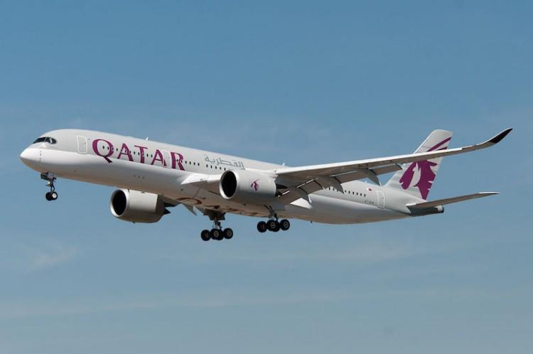 La crisis politics pone a Qatar Airways en una situación complicada