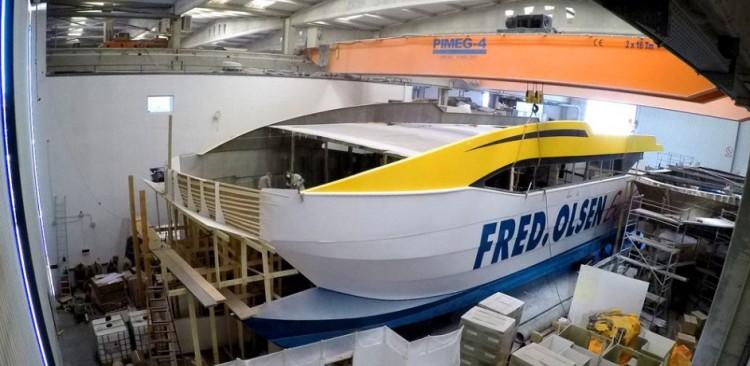 """El catamarán """"Benchi Express"""" estará operativo en julio próximo"""