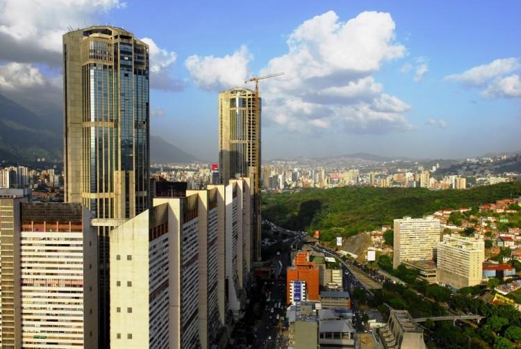 El conjunto arquitectónico del Parque Central es un icono contemporáneo de Venezuela