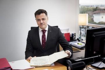Mario Quero Gil, consejero director general de Trasmediterránea