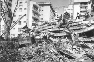 El terremoto de Caracas de 1967 causó más de doscientos muertos, dos mil heridos y graves daños materiales