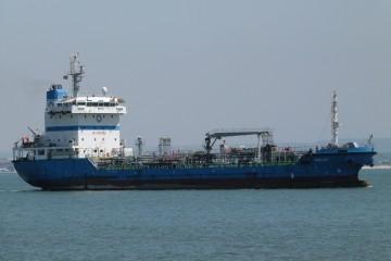 """El petrolero """"Halki"""", de Aegean, está al servicio de Cepsa"""