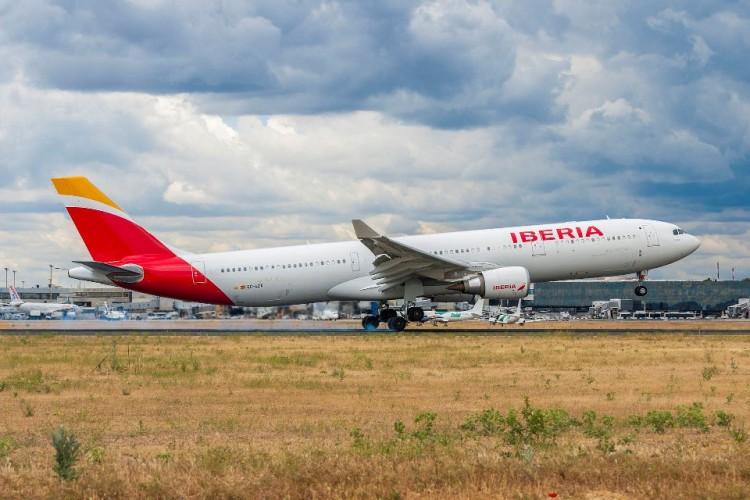 Las aerolíneas españolas Iberia y Air Europa, entre las afectadas por la crisis de Venezuela