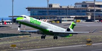 Binter volará dos veces por semana a Lisboa desde Tenerife Norte con el avión CRJ-1000