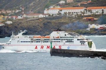El servicio de las navieras, aún siendo estimable, es francamente memorable