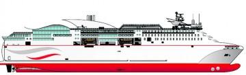 El futuro ferry de Naviera Armas podría construirse en el astillero Barreras