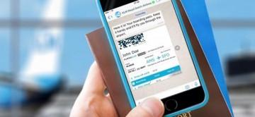 KLM emite la tarjeta de embarque a través de WhatsApp