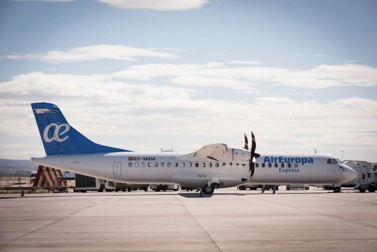 Air Europa Express inicia sus operaciones en Canarias