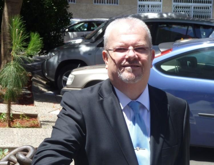 Gonzalo Lozano Soldevilla, tridoctor de la Universidad de La Laguna