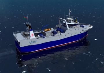 Los siete buques serán construidos por Astilleros Armón en Vigo y Burela