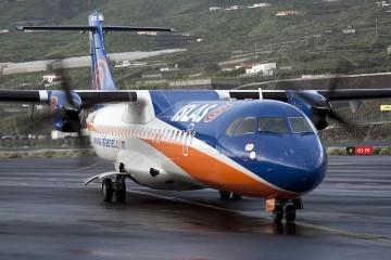 Islas Airways llegó a captar unos doscientos mil pasajeros anuales
