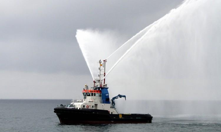 Los astilleros españoles contribuyen a la modernización de la flota auxiliar de Argelia