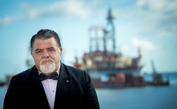 Antonio Padrón Santiago, capitán marítimo de Tenerife y embajador marítimo de la OMI