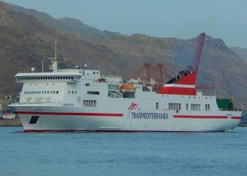 """El buque """"Albayzin"""" cubre la línea Cádiz-Canarias"""