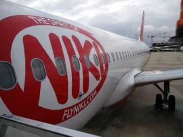Niki pasa a manos de IAG como subsidiaria de Vueling