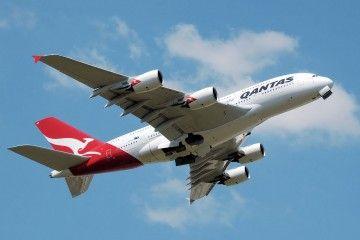 Qantas lidera el ranking de las aerolíneas más seguras del mundo