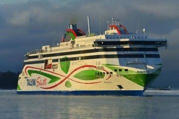 """El buque """"Megastar"""" marca el comienzo de una nueva era en las líneas del Báltico"""