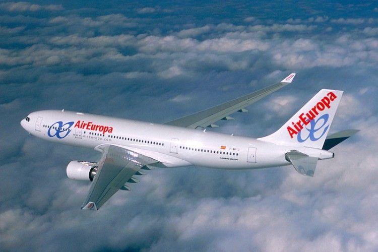 Air Europa y otras siete compañía españolas obtienen siete estrellas en el ranking mundial de seguridad