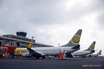 El aeropuerto de La Palma registró su mejor año en 2017