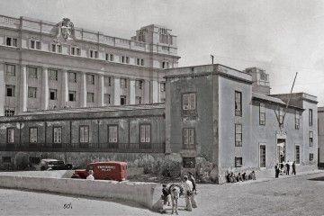 La Real Aduana de Santa Cruz de Tenerife fue demolida en 1943