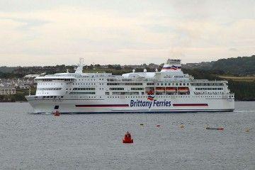 """El buque """"Pont Aven"""" cubre la línea Plymouth-Santander"""