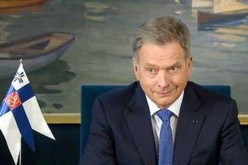 Sauli Niinistö ha sido reelegido presidente de Finlandia