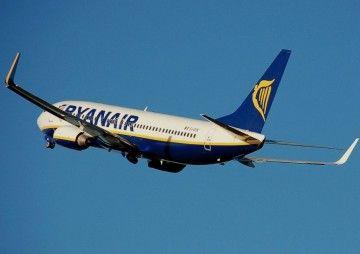 Ryanair sigue en la senda del crecimiento