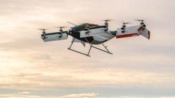 El prototipo del Airbus Vahana es un primer paso importante