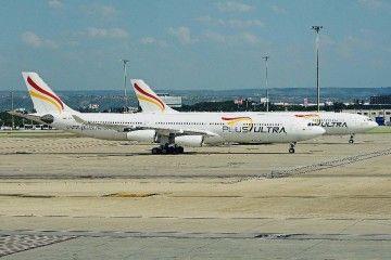 Plus Ultra Líneas Aéreas volará a Venezuela con aviones A340