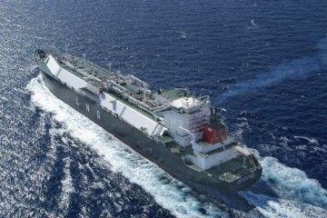"""El buque metanero """"Castillo de Villalba"""", de Elcano, está inscrito en el REC"""