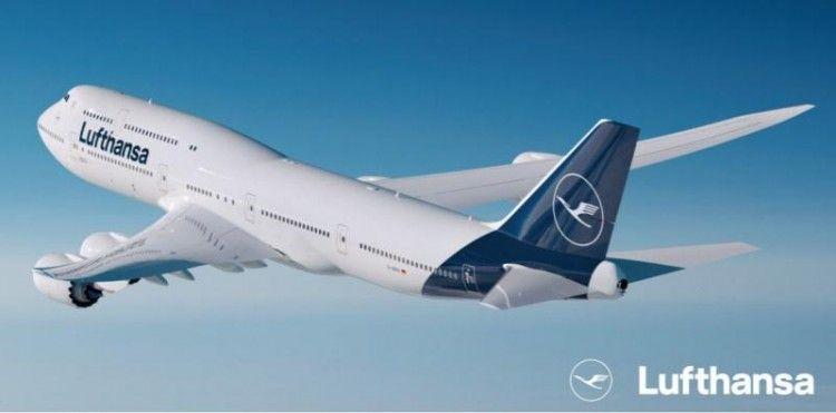 Un avión B-747 será el primero en mostrar la una imagen corporativa de Lufthansa